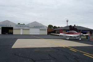 Cirrus SR 20, N 427 CR - Farmville, USA