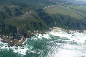 The coast of RSA - Indian ocean