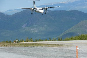 Local air transport - Twin Otter - Sogndal, Norway