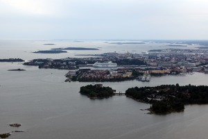 Helsinki – Katajanokan and the port