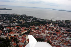 Tallinn – the old town and the castleToompea