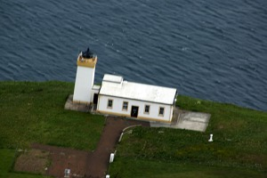 Lighthouse at Duncansby