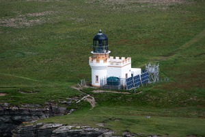 The Brough of Birsay lighthouse, Orkeny Islands