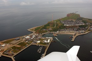 Hauptinsel, Helgoland - port