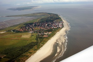 Wangerooge – the East Frisian Islands, North Sea, Germany