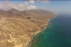 Southeast coast of Fuertenventura, Canary Islands