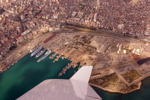 Durres, Albania, commercial port