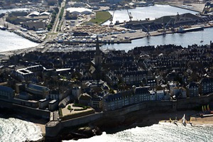 Historical city of St Malo