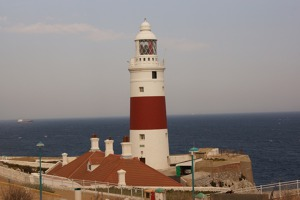 Maják u Europa point